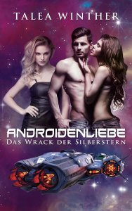 Androidenliebe - Das Wrack der Silberstern Cover